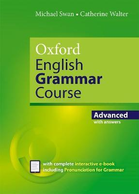 Oxford English Grammar Advanced with Key & e-book