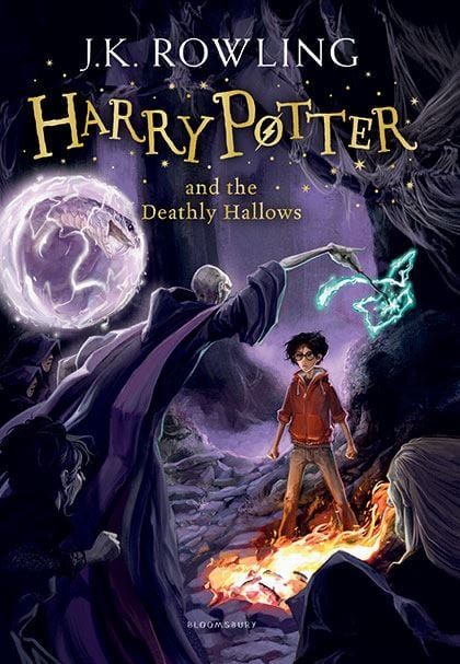 Harry Potter 7: And The Deathly Hallows