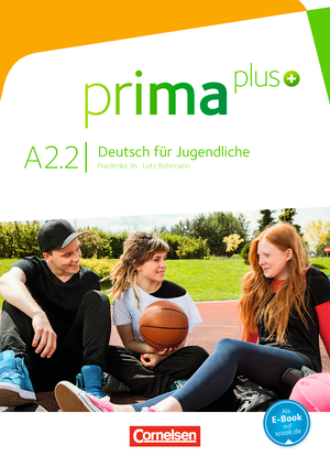 prima plus A2.2: Schulerbuch (Βιβλίο μαθητή)