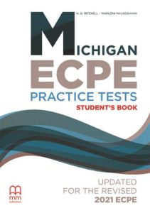Michigan ECPE Practice Tests: Student's Book (Updated 2021)