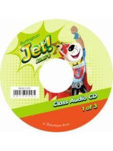 Jet Junior B: Class Audio CD