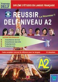 Reussir le nouveau DELF Niveau A2: Eleve (Βιβλίο Μαθητή)