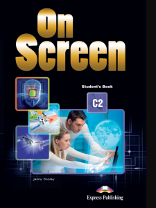 On Screen C2: Student's Pack (With IeBook, Public Speaking & Study Companion)