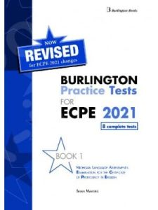 Burlington Practice Tests For ECPE 1: Student's Book (Revised 2021)