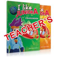 I Like Junior A: Πακέτο βιβλίων Καθηγητή (Coursebook & Activity Book & 1 Mp3 Audio CD & DVD)