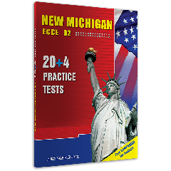 Michigan ECCE B2 20 + 4 Practice Tests: Student's Book (& Companion & Test Booklet) (Βιβλίο Μαθητή)