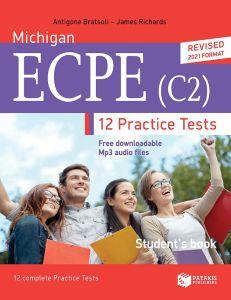Michigan ECPE 12 Practice Tests (C2). Student's book (Βιβλίο Μαθητή) 2021 (+ Audio Online)