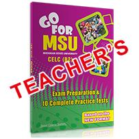 Go For MSU B2: Teacher's Book (Βιβλίο Καθηγητή)