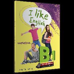 I like English B1: Student's Book (& i-Βook) (Βιβλίο Μαθητή)