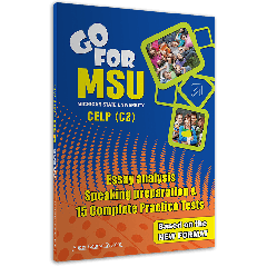 Go for MSU C2: Student's book (Βιβλίο Μαθητή)