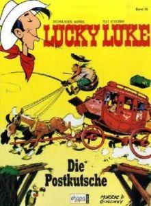 Lucky Luke: Die Postkutsche Bd.15