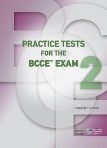 Practice Tests for the BCCE Exam 2: Βιβλίο Μαθητή