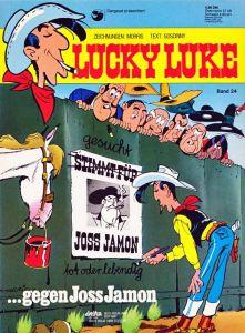 Lucky Luke: ...gegen Joss Jamon. Bd.24