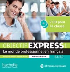 Objectif Express 1: Cd