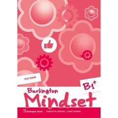Mindset B1+: Test Book