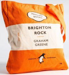 Υφασμάτινη Τσάντα Penguin Books - Brighton Rock (Graham Greene)