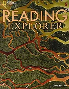Reading Explorer 5: Student's book with Online Workbook (3rd Edition)