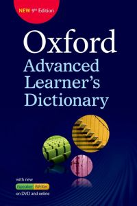 Oxford Advanced Learner's Dictionary (Paperback & DVD & Premium Online Access Code)  9Th Edition
