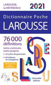 Larousse Dictionaire Poche 2021