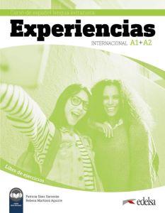 Experiencias Internacional A1+A2: Libro de Ejercicios (Βιβλίο Ασκήσεων)