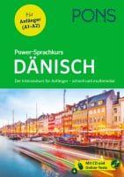 PONS Power-Sprachkurs Danisch (Buch mit Audio Cd mit Online Tests)