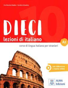 Dieci A2: Libro dello Studente (& DVD-Rom)