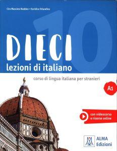 Dieci A1: Libro dello Studente (& DVD-Rom)