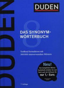 Duden Bd.08: Das Synonymworterbuch