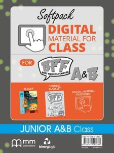 Soft Pack Digital Material For Class: Best Friends Forever A & B (Best Friends Forever A & B: Writing Booklet, Reader: The Emperor's Nightingale, Digital Material Password)