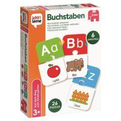 Ich lerne: Buchstaben (Παιχνίδι puzzle γραμματα για παιδιά 3+)