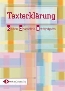 Texterklarung KDS