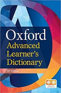 Oxford Advanced Learner's Dictionary (+Access) 10th Edition Hardpack