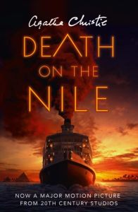 Death on the Nile - Agatha Christie (Film Tie)