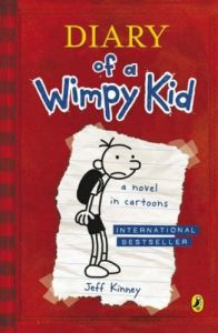 Diary Of A Wimpy Kid 1: Diary Of A Wimpy Kid