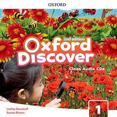 Oxford Discover 1: Class Audio Cds (ΠΡΟΣΟΧΗ Μόνο Ακουστικό) (2nd Edition)
