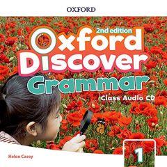 Oxford Discover 1: Grammar Audio Cd (ΠΡΟΣΟΧΗ Μόνο Ακουστικό) (2nd Edition)