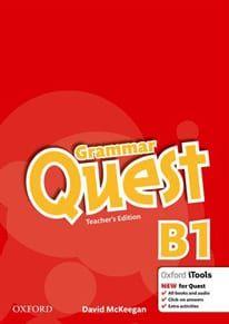 Quest B1: Grammar Teacher's (Overprinted)