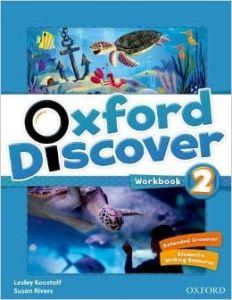Oxford Discover 2: WorkBook (Βιβλίο Ασκήσεων) (1st Edition)
