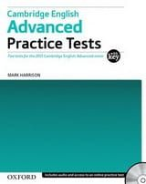 Cambridge English Advanced Practice Tests : Tests With Key & Audio CD Pack