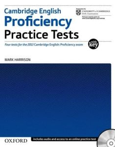 Proficiency Practice Tests. Student's Book with Key (+ Audio Cd)