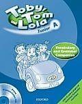 Toby Tom And Lola Junior A: Vocabulary & Grammar Companion