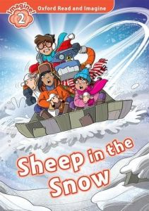 Read And Imagine: Sheep In The Snow (Fiction) (Level 2)