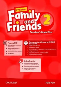 Family And Friends 2: Teacher's Book Plus (Βιβλίο Καθηγητή) (2nd Edition)