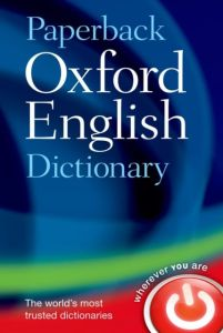 Oxford English Dictionary (7th Edition) (PaperBack)