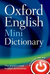 Oxford English Mini Dictionary - ΑγγλοΑγγλικό (PB)