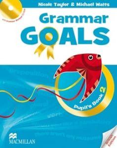 Grammar Goals 2: Student's Book Pack (Student's Book & CD-ROM)