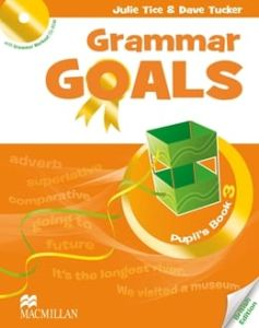Grammar Goals 3: Student's Book Pack (Student's Book & CD-ROM)