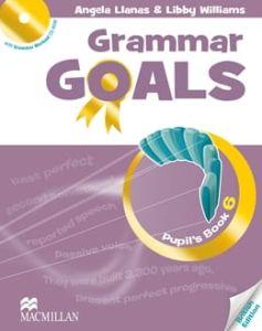 Grammar Goals 6: Student's Book (Student's Book & CD-ROM)