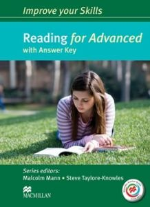 Improve Your Skills For Advanced (CAE) Reading: Student's Book With Key With Macmillan Practice Online.