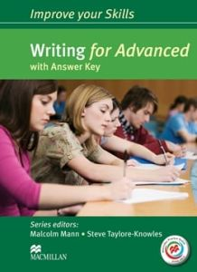 Improve Your Skills For Advanced (CAE) Writing: Student's Book With Key With Macmillan Practice Online.
